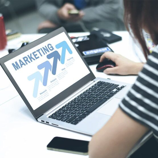 Marketing and PR services